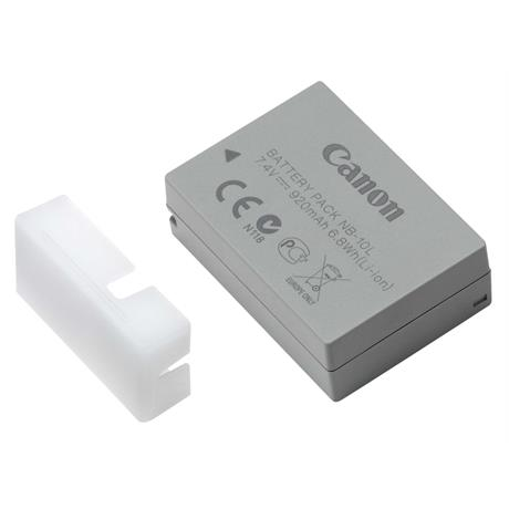 Canon NB 10L Battery Image 1