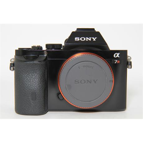 Used Sony A7R Body Image 1