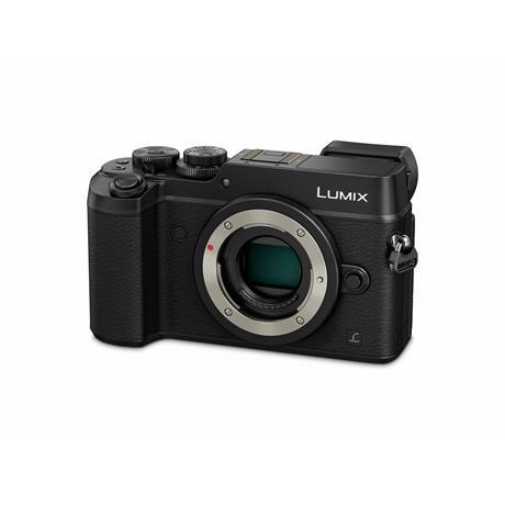 Panasonic Lumix GX8 Digital camera Body - Black Image 1