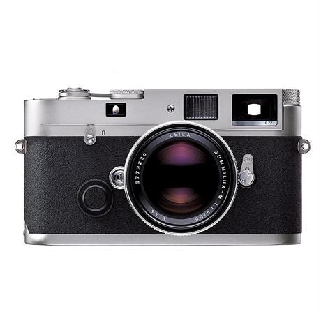 Leica MP 0.72 Silver Chrome Film Camera Image 1