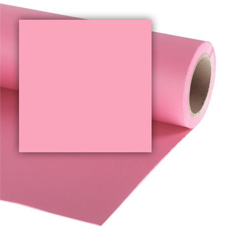 Colorama 2.18x11m Carnation Background Paper Image 1