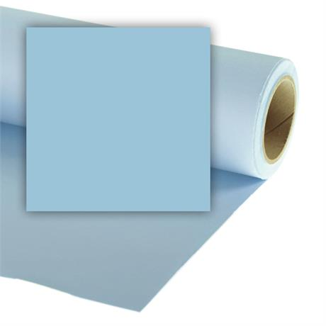 Colorama 2.18x11m Forget-Me-Not Background Paper Image 1