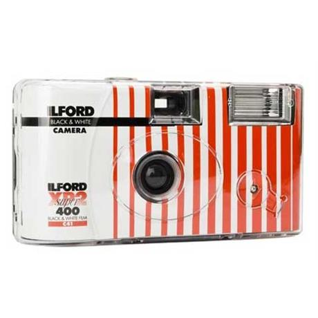 Ilford XP2 Super Disposable Camera - 24+3 exp Image 1