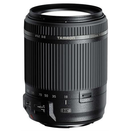 tamron 18-200 canon lens