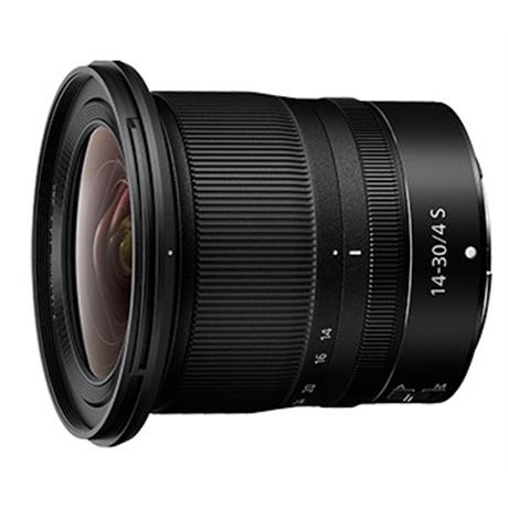 Nikon Nikkor Z 14-30mm f/4 S Wide Ange Zoom Lens For Z Mount Image 1