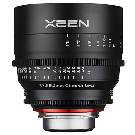 Samyang XEEN 50mm T1.5 CINE lens - PL mount Image 1