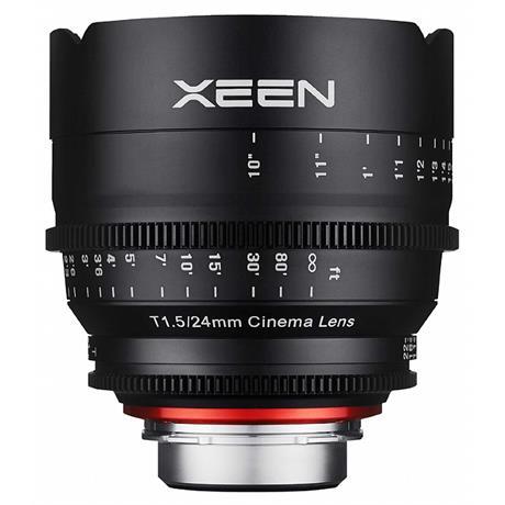 Samyang XEEN 24mm T1.5 CINE - PL Image 1