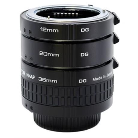 Kenko Teleplus DG Extension Tube Set 36+20+12 - Nikon F Mount