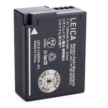 Leica BP-DC15 Battery for D-Lux (Typ 109), D-Lux 7 and C-Lux Image 1