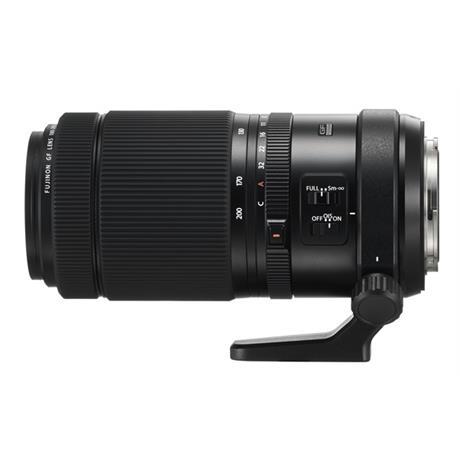 Fujifilm GF 100-200mm medium format lens  f/5.6 R LM OIS WR Image 1