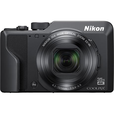 Nikon Coolpix A1000 Black Image 1