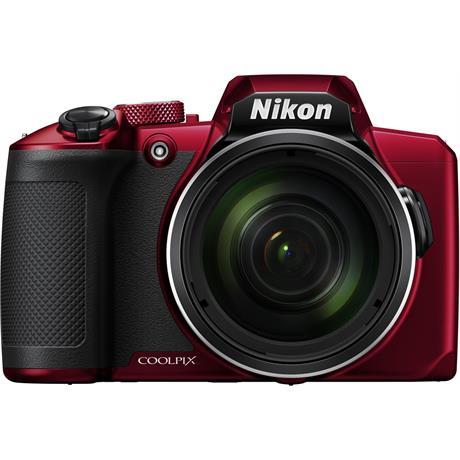 Nikon Coolpix B600 Red Image 1