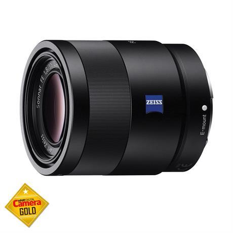 Sony E-Mount Zeiss Sonnar 55mm Lens FE F1.8 ZA Image 1