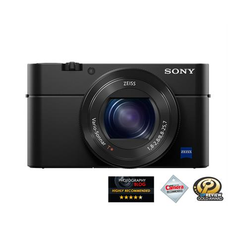 Sony DSC RX100 IV Compact Digital Camera Image 1