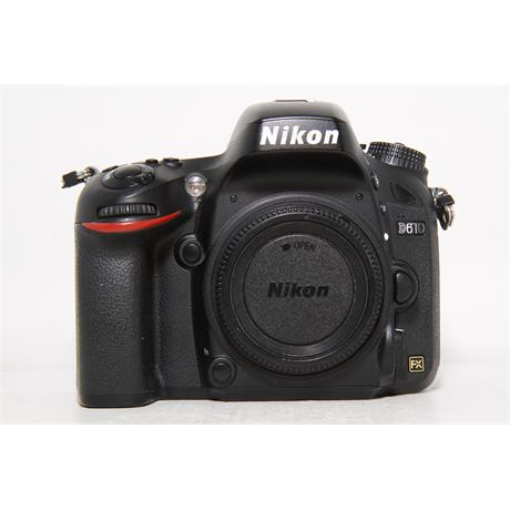 Used Nikon D610 Body Image 1