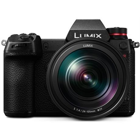 Panasonic Lumix S1R Full frame Mirrorless Camera with 24-105mm f4.0 lens Image 1