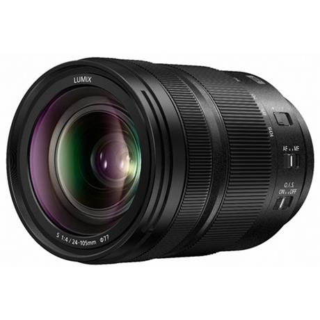 Panasonic Lumix 24-105mm f4.0 Macro S L-Mount lens Image 1