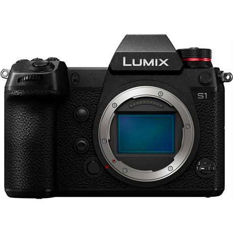 Panasonic Lumix S1 Full Frame L-Mount Mirrorless camera Image 1