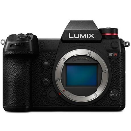Panasonic Lumix S1R Full Frame Mirrorless Camera Image 1