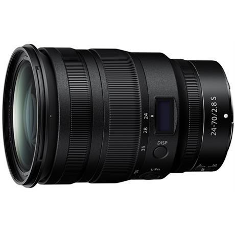 Nikon Z-Mount 24-70 f2.8 lens