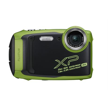 Fujifilm FinePix XP140 Digital Action Camera- Lime Image 1