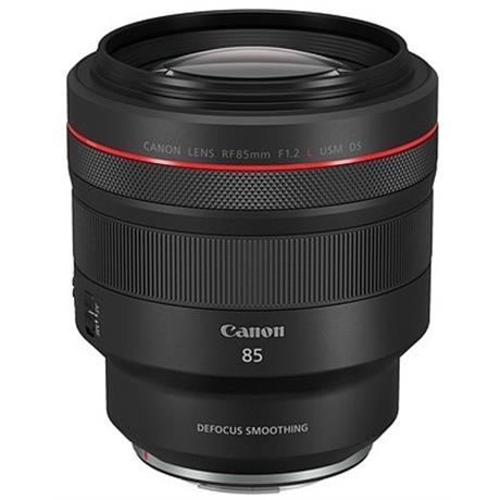 Canon RF 85mm De-focus