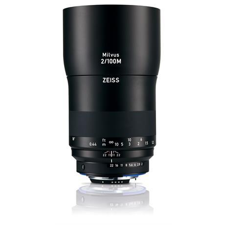 ZEISS Milvus 100mm f/2 ZF.2 Macro Lens - Nikon F Mount