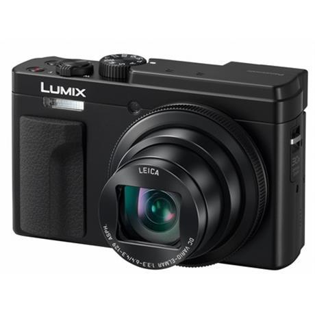 Panasonic Lumix TZ95 Compact Zoom Camera Black Image 1