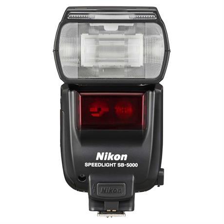 Nikon SB-5000 Speedlight RF Controlled Flash Image 1
