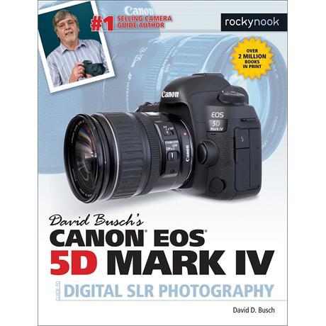 CBL David Busch's Guide to Canon 5d Mark IV Image 1