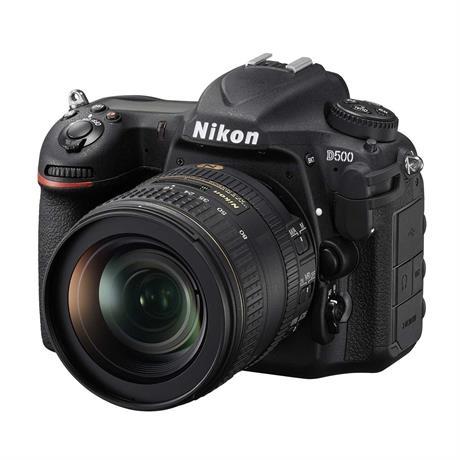 Nikon D500 DSLR Camera with16-80mm f/2.8-4E ED VR lens kit Image 1