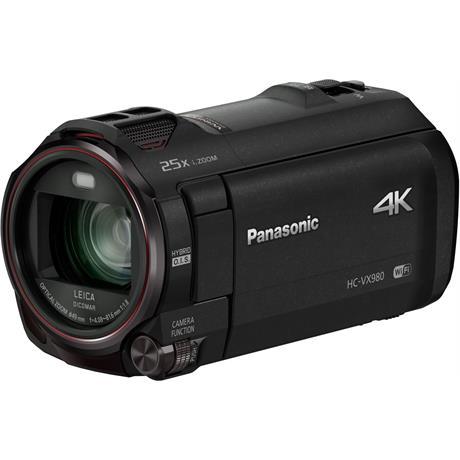 Panasonic VX980 Camcorder Image 1
