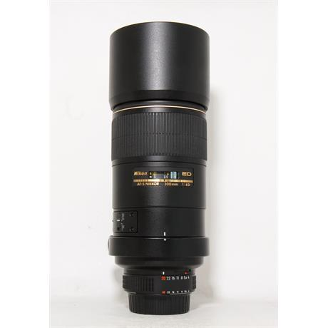 Used Nikon AF-S 300mm f4D ED Image 1