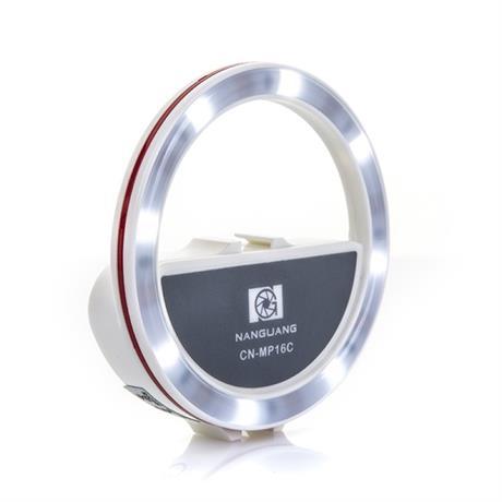 Nanlite NanGuang CN-MP16C LED Ring Light    Image 1