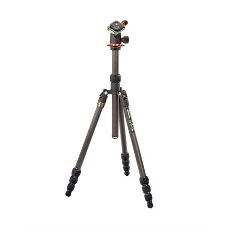 3 Legged Thing Punks Billy & Airhed Neo Tripod Kit Black - Ex Demo Image 1