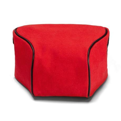 Leica Ettas Pouch for Leica Q2 Red