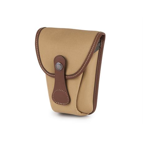 Billingham Avea 7 Khaki Canvas/Tan Pocket