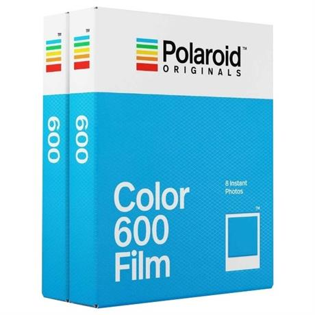 Polaroid Originals 600 Colour Twin Pack Image 1