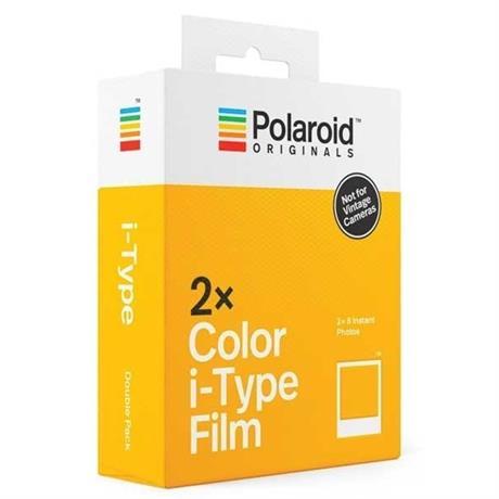 Polaroid Originals Polaroid  i-Type Color Twin Pack Image 1