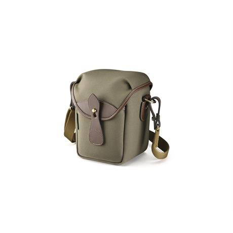Billingham 72 Shoulder Bag - Sage FibreNyte/Chocolate