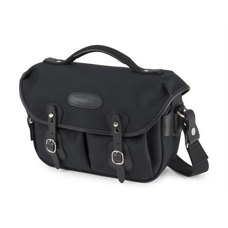 Billingham Hadley Small Pro Shoulder Bag - Black FibreNyte/Black