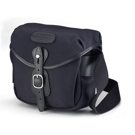 Billingham Hadley Digital Shoulder Bag - Black FibreNyte/Black