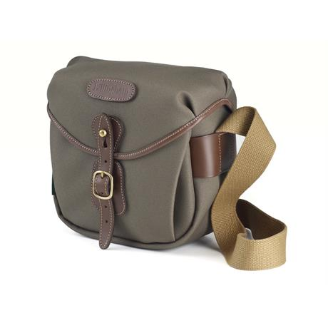 Billingham Hadley Digital Shoulder Bag - Sage FibreNyte/Chocolate