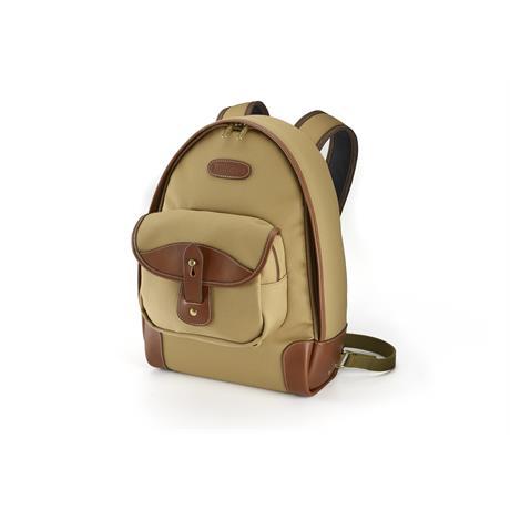Billingham 35 Rucksack - Khaki Canvas/Tan
