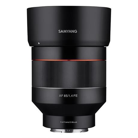 Samyang 85mm f/1.4 AF - Sony E