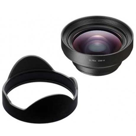 Pentax Ricoh GW-4 Wide Conversion Lens For GR III Camera Image 1