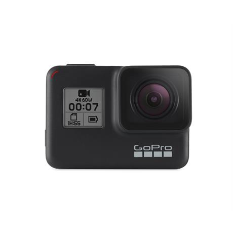 GoPro HERO7 Black 4k Action Camera with 32gb SD Card Image 1