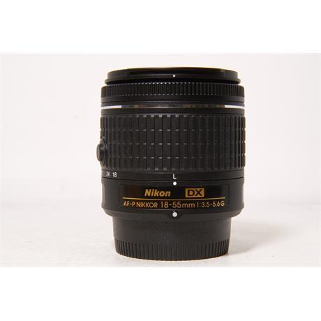 Used Nikon AF-P DX 18-55mm f3.5-5.6G Image 1