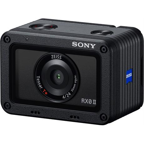 Sony DSC-RX0 II Action Camera (DSC-RX0M2G) Image 1