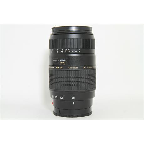 Used  AF Tamron 70-300mm F/4-5.6 Di Lens Image 1